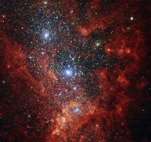 Hubble Hotbed of Vigorous Star Formation | NASA