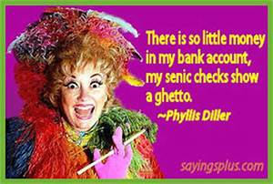 Phyllis Diller Quotes and Sayings