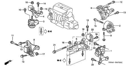 Genuine Honda Stopper Engine