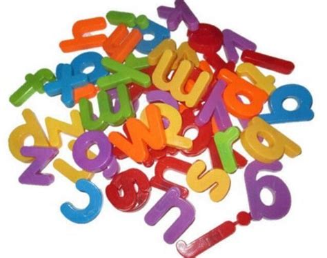 magnetic alphabet letters 26x magnetic letters childrens alphabet magnets in