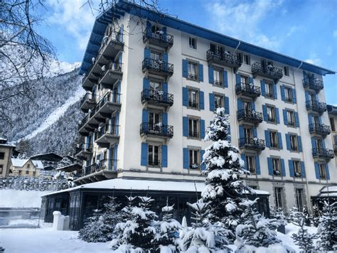stay at hotel mont blanc in chamonix a conversation
