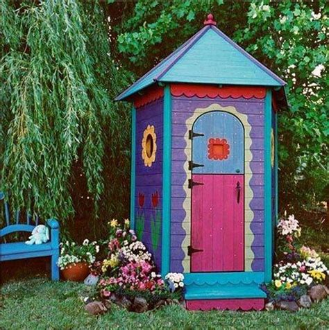 tool shed ideas build your own whimsical garden tool shed diy projects