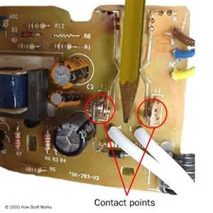 Science Kitchen by Circuit Board How Toasters Work Howstuffworks
