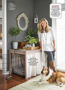 25 best ideas about dog pen on pinterest outdoor dog With dog crate in bedroom
