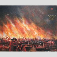 The Great Fire Of London  The Road
