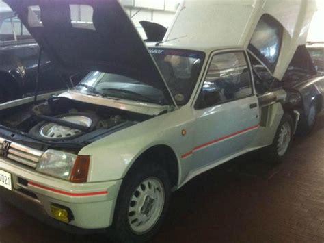 vendo traliccio peugeot 205 turbo 16