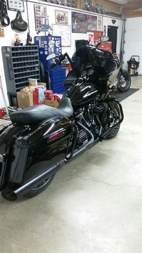 Modification Harley Davidson Road Glide Special by 2018 Glide Special Road Glide Murdered Out Mods