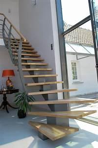 Recouvrir Escalier Béton : recouvrir escalier en pierre ~ Premium-room.com Idées de Décoration