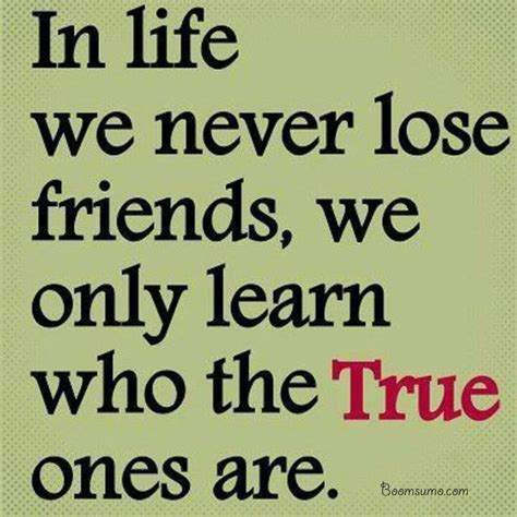 True Friend Quotes True Friends Quotes Never Lose Friends Learn It Best