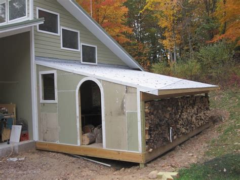 shed roof house brainright shed addition