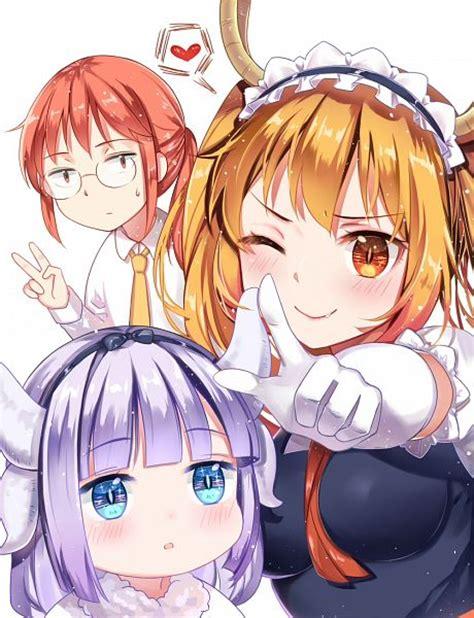 Tags Anime Pixiv Id 37798229 Kobayashi San Chi No Kobayashi San Chi No 2085319 Zerochan