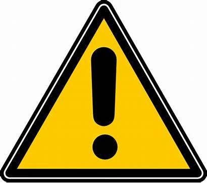 Caution Icon Clip Clipart Danger Warning Symbol