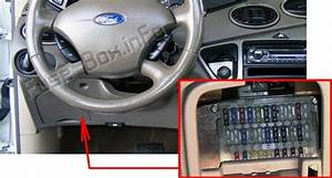 Fuse Panel Diagram 2001 Ford Focus