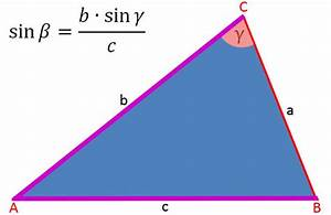 C Berechnen : sinussatz und dreieck berechnen eines dreiecks ~ Themetempest.com Abrechnung