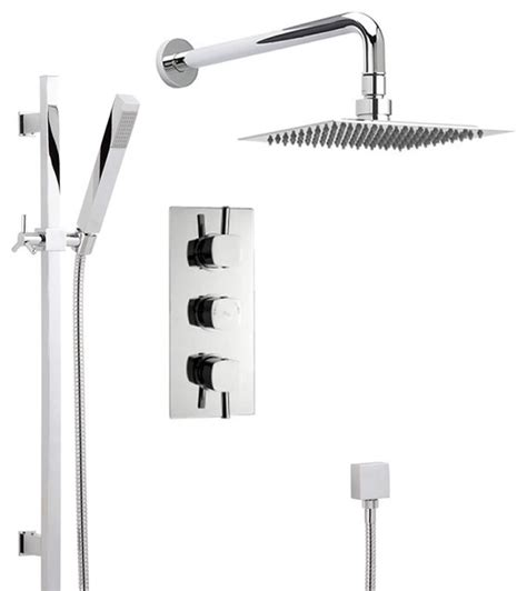 grohe shower systems with sprays thermostatic shower system with showerhead