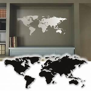 Wandtattoo Weltkarte Uhr : wandtattoo xxl angebote auf waterige ~ Sanjose-hotels-ca.com Haus und Dekorationen