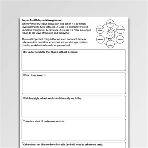 eating disorders therapy worksheets psychology tools
