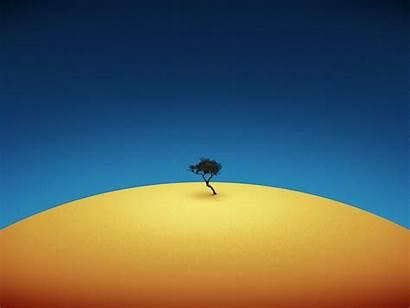 Unique Desktop Wallpapers Backgrounds Abstract Tree Desert