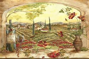 Tuscan Kitchen Wall Art World of Example