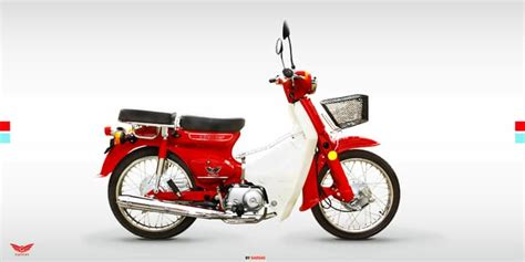 Modification Gazgas Gazelo 125 by Jual Motor Klasik Gazgas Gazelo 125cc Mitra Shop