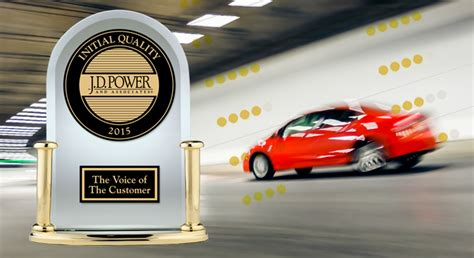 Top-ranked Cars, Trucks, And Suvs In The J.d. Power 2015