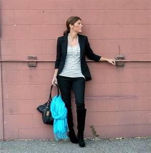 Casual Friday: How to wear skinny jeans at the office ...