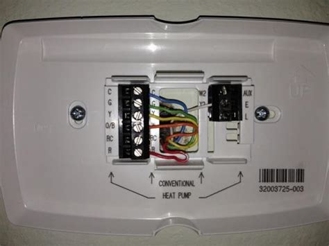 honeywell thermostat rth7600 wiring diagram honeywell rth7600d wiring blowing not cooling