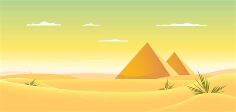 egyptian pyramid   vectors clipart graphics