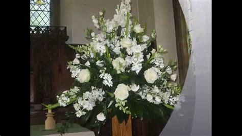 church wedding flowers  carole smith florist youtube