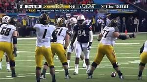 Auburn Tigers vs Missouri Tigers Full Football GAME HD ...