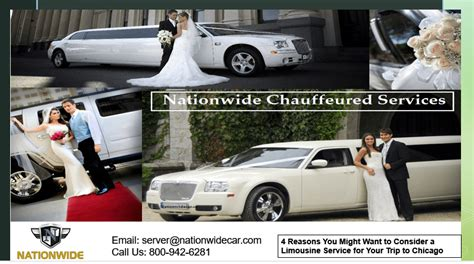 Limousine Service Chicago by Dc Wedding Transportation Absolutely Must Be Reliable No