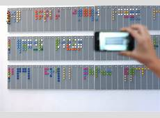 Watch This Brilliant Lego Calendar Syncs With Google WIRED