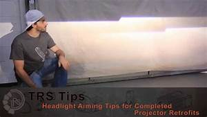 Headlight Replacement Chart Trs Tips How To Adjust Headlights For The Perfect Aim