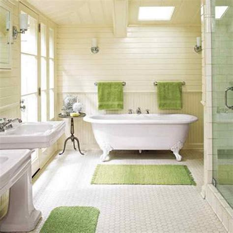 Ideas For Bathrooms With Clawfoot Tubs by 30 Bathroom Hex Tile Ideas
