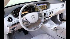 Mercedes Benz S Class 2015 W222 Interior YouTube