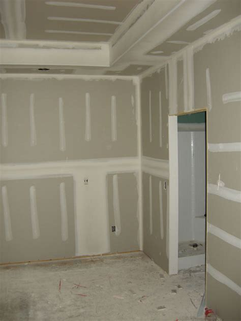 insulation  sheetrock