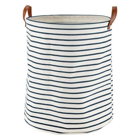 rangement de sac a sac de rangement 224 rayures en tissu pirate maisons du monde