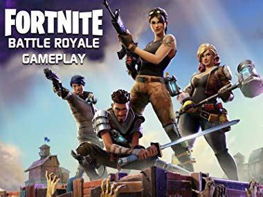 fortnite battle royale gameplay prime