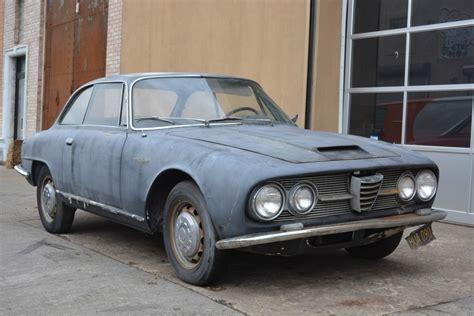 Alfa Romeo 2600 Sprint by 1965 Alfa Romeo 2600 Sprint