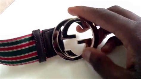spot  fake gucci belt youtube