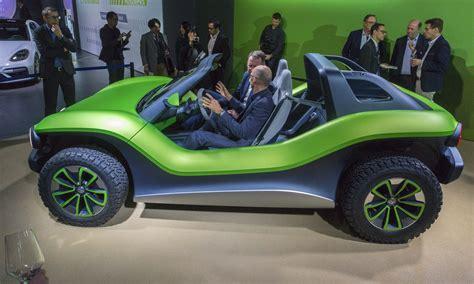 geneva motor show volkswagen id buggy concept