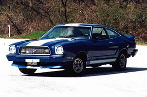 "Ford Mustang The legend: 1974 Mustang marked the beginning of the ""Mustang II"