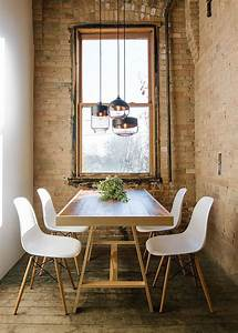 Ways to create a trendy industrial dining room