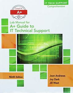 9781337149204  Bundle  A  Guide To It Technical Support