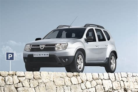 Dacia Duster 2012 Front Left