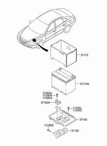 371602d000 - Hyundai Bracket