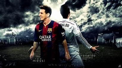 Ronaldo Messi Wallpapers Cristiano