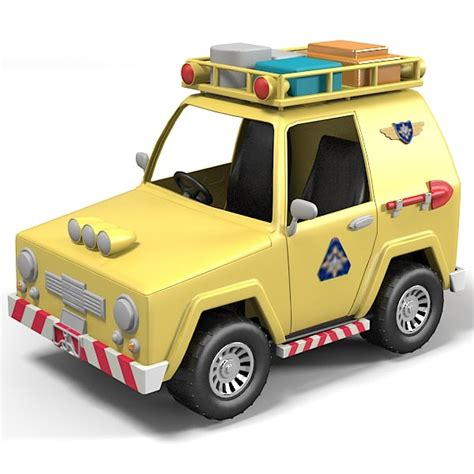 toy jeep car 3d max rescue jeep car