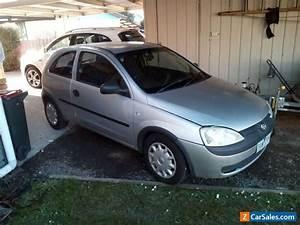 Holden Barina  Vauxhall Opel Corsa  Petrol Diesel 2003