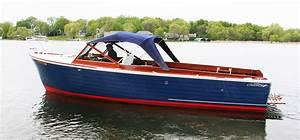 Chris Craft 30 U0026 39  1961 Open Sea Skiff For Sale